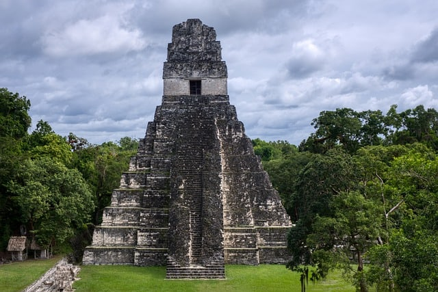 Road trip from Mexico to Tikal