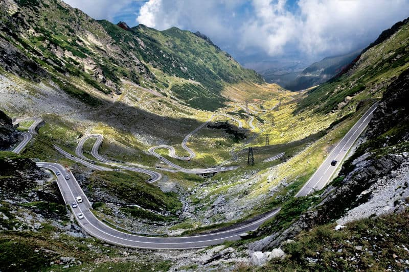 Transfagarasan Highway, Romania, The Bucket List of Winding Roads, Europe Edition, Bareways