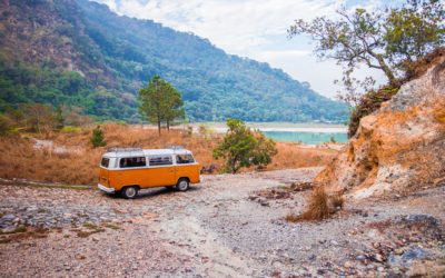 The boom of leisure vehicles and wilderness camping – know the rules for a relaxed and nature friendly-trip