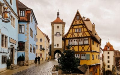 Romance, Fairytale or Volcanic Adventures? Take your pick on Germany's Scenic Routes!